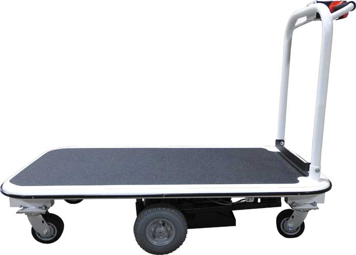Moto Cart Medium Duty Electric Platform Carts
