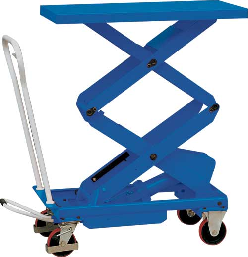 Small Hydraulic Lift System : Max mobile mini lift cart the portable scissors table