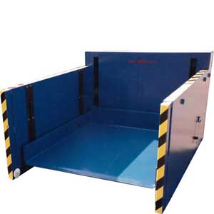 Ground Entry Lift Table