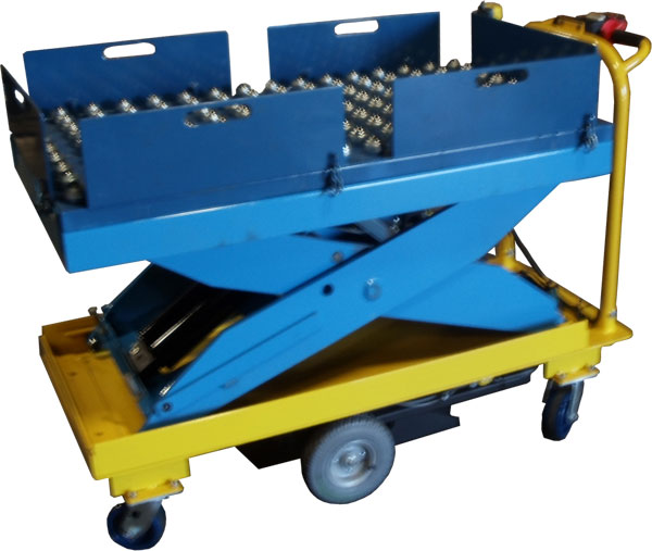 Self Propelled Cart >> Custom Electric Carts by Lift Products Inc.