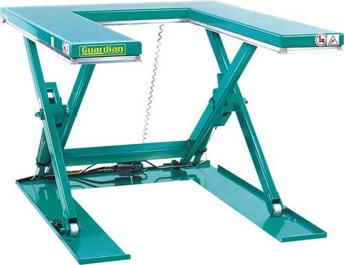 U Lift Table