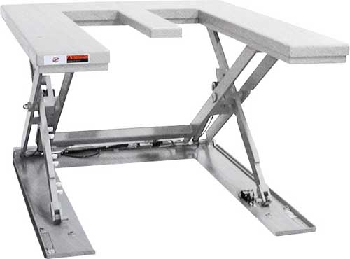Stainless E-Lift Table
