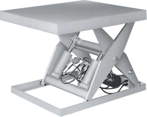 Stainless SXT Lift Table