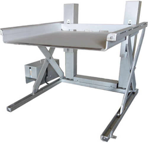 Stainless SXTLP Lift Table