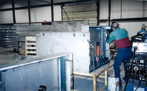 Level Lifter Fabrication