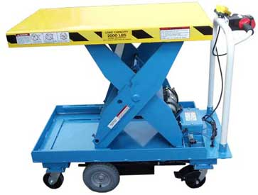 LPMC Lift Table